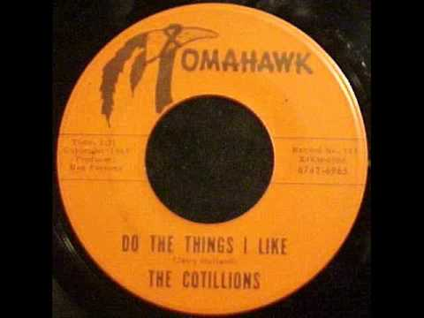 Cotillions  Do The Things I Like  Tomahawk 6965 45 spin
