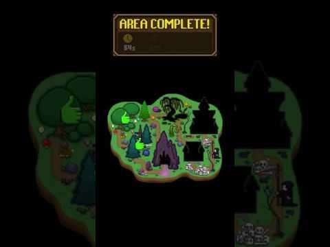 Dash Quest Hero Mode Speed Run   Mage Build