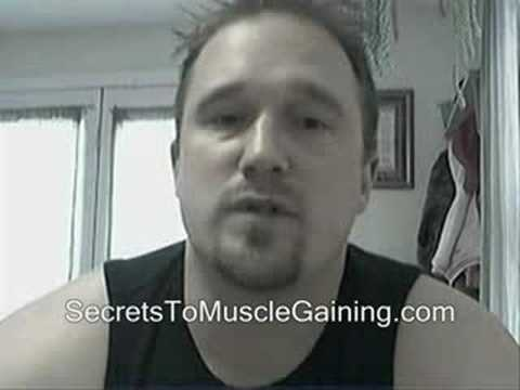 Gain 27 Pounds of Rock-Hard Muscle in 12 Weeks