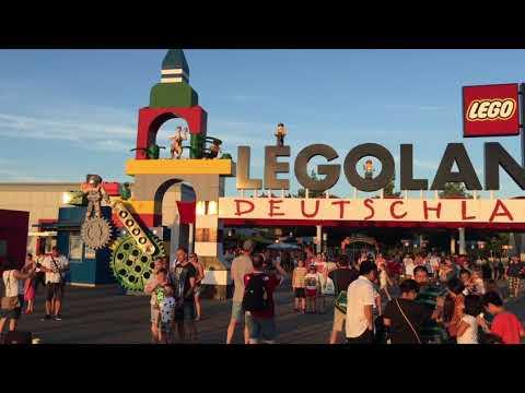 Legoland Deutschland - Günzburg 2017 ein Überblick
