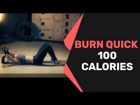 Burn Quick 100 Calories