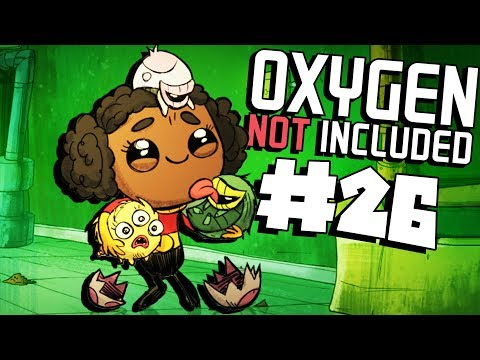 Insulating Wall! - Ep. 26 - Oxygen Not Included Ranching Upgrade Mark II