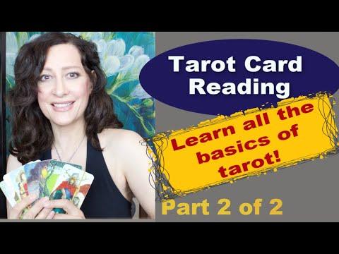 Learn to Read Tarot Cards: Tarot Card Reading Tips (INTERMEDIATE)