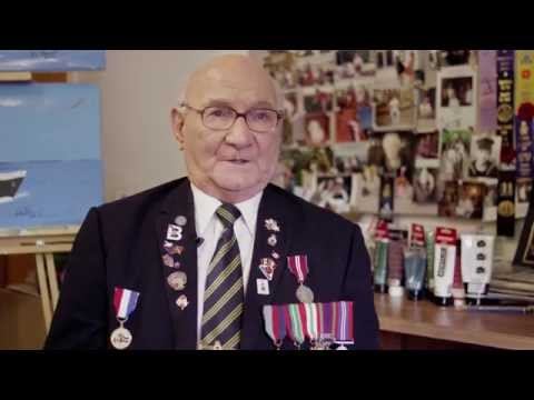 Canadian veterans share their stories