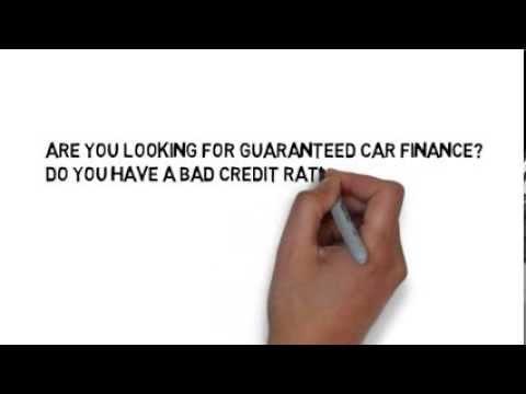 Guaranteed Car Credit Guaranteed Car Finance 0800 1337321 Guaranteed Car Loans