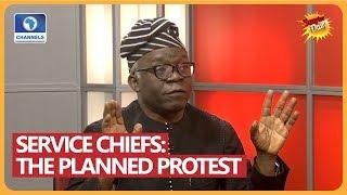 President Buhari Is Breaking The Law - Falana