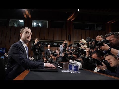 Mark Zuckerberg's second grilling from US lawmakers - watch live