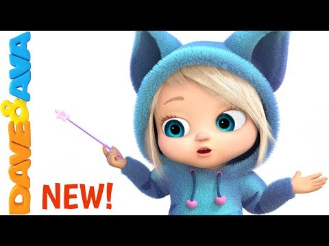 😉 Little Bunny Foo Foo | Nursery Rhymes and Baby Songs from Dave and Ava 😉