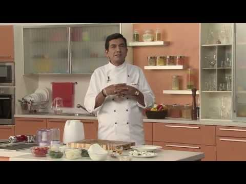 Roasted Makhani Palak Paneer Rolls | Republic Day Special | Chef Sanjeev Kapoor
