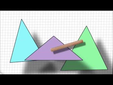 Types of Triangles, Area, Perimeter