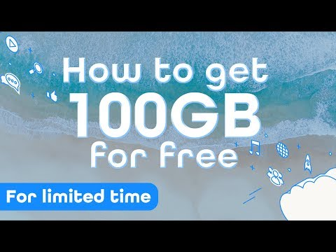 How To get Free 100GB Space for lifetime with dropbox Alternative