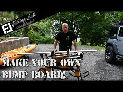 Make your own Bump Board that Floats!!!