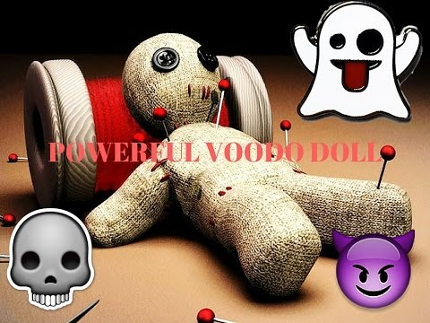 POWERFUL VOODOO DOLL: QUICK AND EASY!!!
