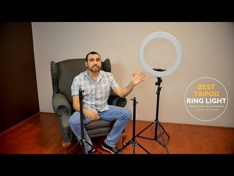 BEST Ring Light stand tripod for the money $ ✅