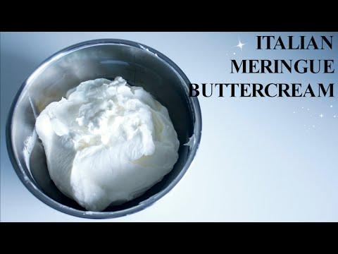 How To Make Italian Meringue Buttercream /이탈리안 머랭 버터크림 만들기