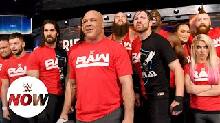 Raw punks SmackDown days before Survivor Series: WWE Now