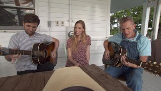 """Rory Feek performs """"Hard to Be Cool (In a Minivan)"""""""