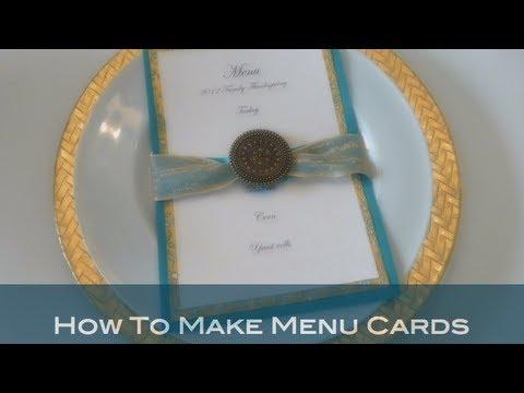 make menu cards online free free menu cards