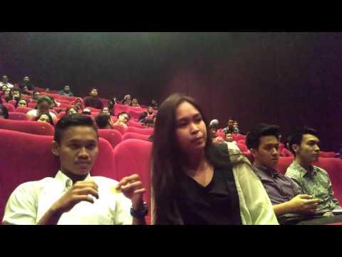 Nonton Bareng Film Midnight di Medan - Hermes XXI #MidnightTheMovie