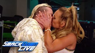 Carmella accepts Ellsworth's apology… with a kiss: SmackDown LIVE, Sept. 5, 2017