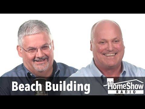 What's the best way to insulate my new beach house?