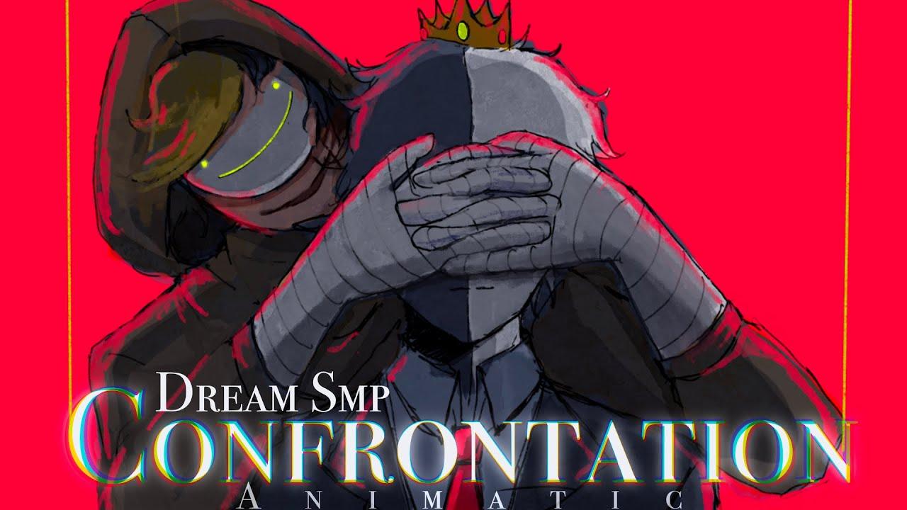 Confrontation - Ranboo    Dream SMP Animatic