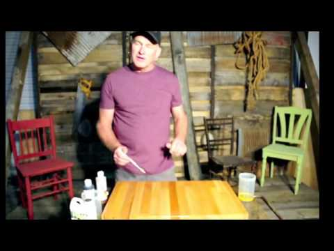How To Finish A Wooden Countertop