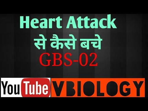 ##2 GBS ||How to avoid Heart Attack and Stroke || Vinay Biology ||