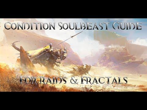 [GW2] Condi Soulbeast Guide for Raids & Fractals (WiP)