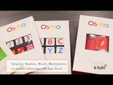 Review del Sistema de juego Osmo Genius Kit para el iPad
