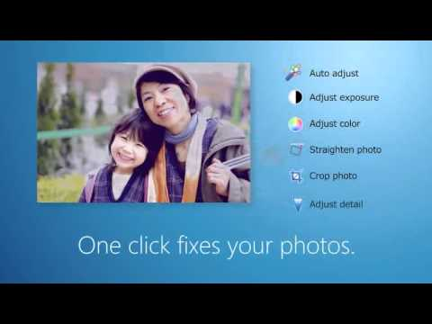 Windows 7 + Windows Live Photo Gallery