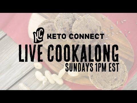 Keto Breakfast Cookies Cookalong
