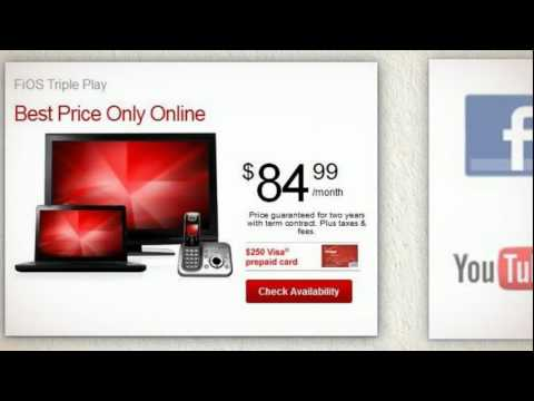We Have the Best Verizon FiOS Promotions