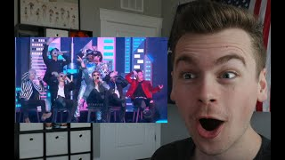 HISTORY (BTS (방탄소년단) 'Old Town Road' Live Performance with Lil Nas X @ GRAMMYS 2020 Reaction)