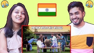 INDIANS react to A Pathan Visits His Village After 20 Years by Our Vines & Rakx Production