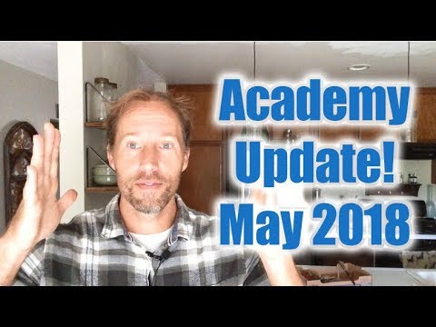 May 2018 Extreme Health Academy Update - What's New?