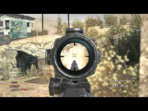 Great Game for iSimplyB3AST at Dome on MW3 Part 2/2