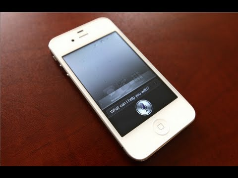 How To Get Working Siri On iOS 6.0.1/6.1/6.1.2 iPhone 4/3GS, iPod Touch 4G,iPad 2 Using Ac!d Siri