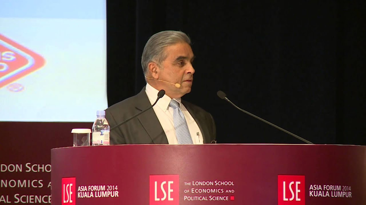 LSE Asia Forum 2014 - Plenary session 3: ASEAN leadership in a leaderless world
