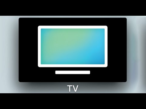 New TV App and Single Sign-On for Apple TV