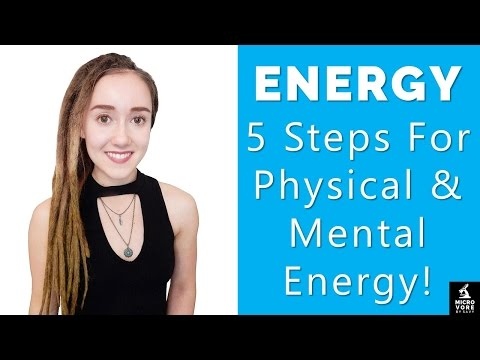 Fatigue | 5 Ways To Feel Energized All Day