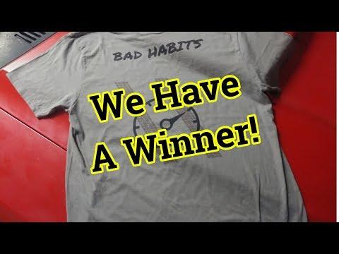 1K Giveaway Winner