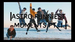ASTRO [아스트로] Funniest Moments Pt. 1