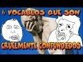 6 PALABRAS QUE SON MAL USADAS EN PERÚ (jerga oculta, peruanismos) | @SoyHugoX