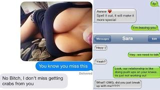 Worlds Worst Breakup Texts! #3