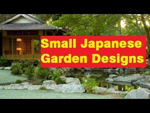 Small Japanese Garden Designs