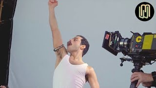 Bohemian Rhapsody (2018) - Behind the scenes