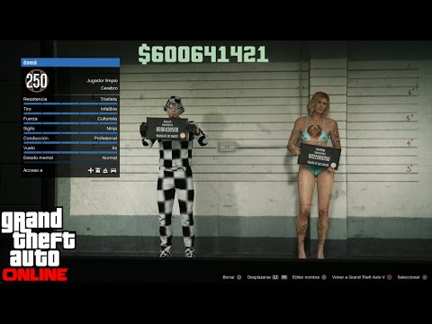 GTA V - DINERO INFINITO - GTA V ONLINE CONSIGUE TU CUENTA CHETADA PARA PS3, PS4, PC Y XBOX ONE