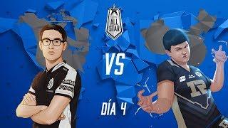 ALL STARS 2017 - DÍA 4 - 1 VS 1 - BJERGSEN VS UZI