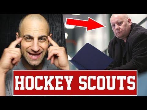 3 ways to MAKE Hockey Scouts Notice You (THAT WORK!)